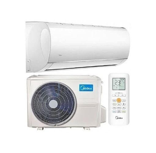 Onitshamarket - Buy Midea 1.5HP Copper Split Unit Air Conditioner - MSAFB-12CR, With Installation Kit .3M - White