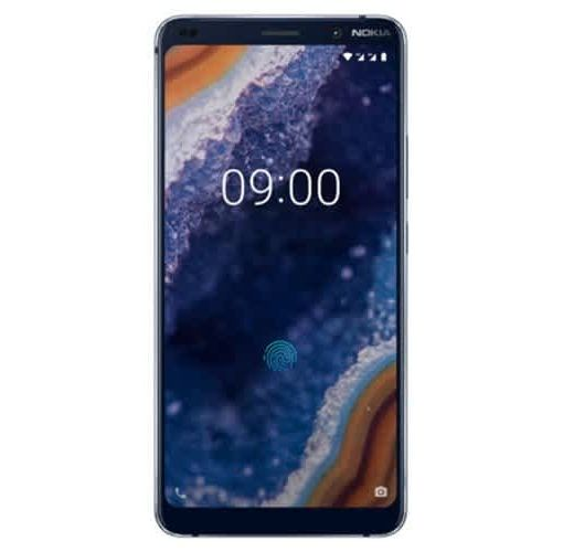 Onitshamarket - Buy Nokia 9 PureView 4G Phablet Global Version - Midnight Blue  In-screen Fingerprint Sensor 5 x 12.0MP Rear Camera