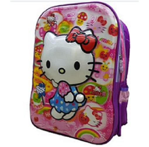 Onitshamarket - Buy Hello Kitty Trolley Bag