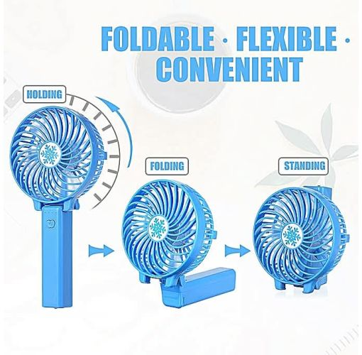 Onitshamarket - Buy Universal Mini Portable USB Rechargable Multi-purpose Hand Fan Tools & Accessories