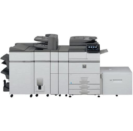 Onitshamarket - Buy Sharp Multifunctional Monochrome Printer MX-M754N - White