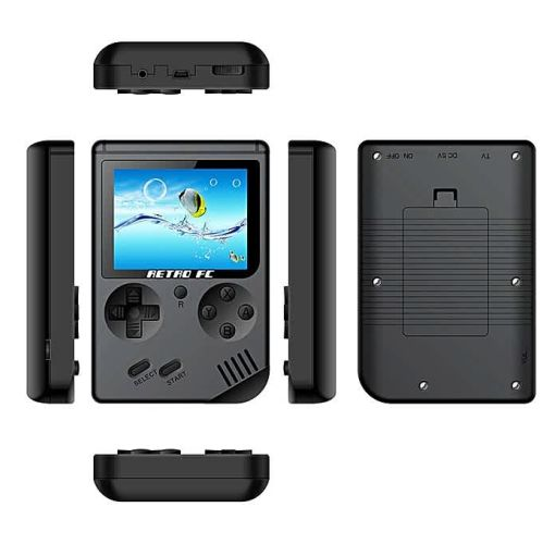 Onitshamarket - Buy Mini Game Console 32 Bit Portable Players Mini Handheld Game Players For GBA Classic Games Best Gift For Kids Remote Controlled Toys