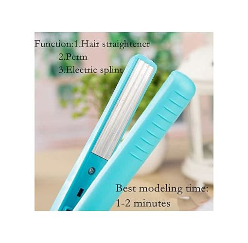 Onitshamarket - Buy Fashion Min Hair Curlers Portable Electric  Splint Straightener Tools & Accessories