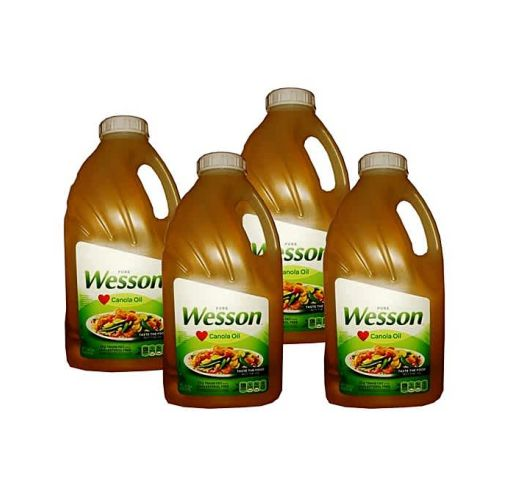 Onitshamarket - Buy Wesson Canola Oil 4.73 Litres By 4 Pcs