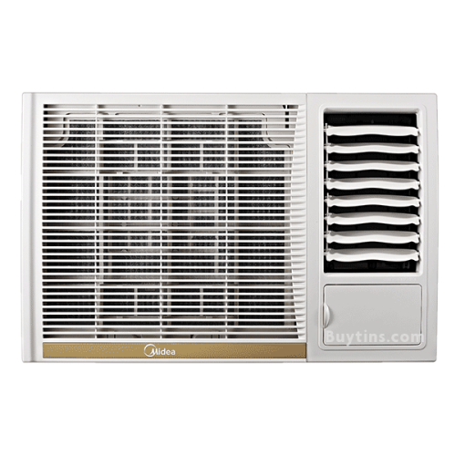 Onitshamarket - Buy Midea 9000BTU Window Air Conditioner (No Remote) - White