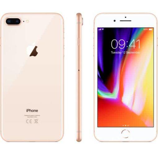 Onitshamarket - Buy Apple IPhone 8 4.7-Inch HD (2GB,64GB ROM) IOS 11, 12MP + 7MP 4G Smartphone Gold LTE Cellular MQ6M2LL/A