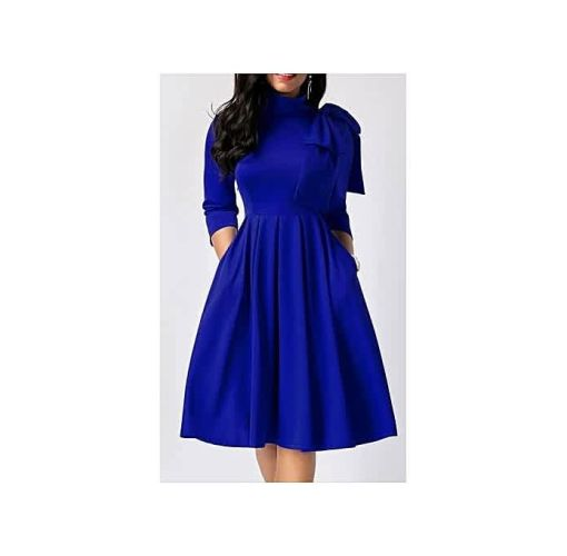 Onitshamarket - Buy Apparels Royal Blue Gown