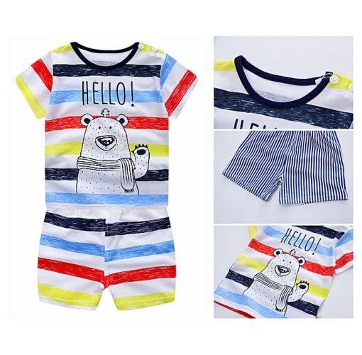 Onitshamarket - Buy Sweet Baby Boy Clothing Set Casual