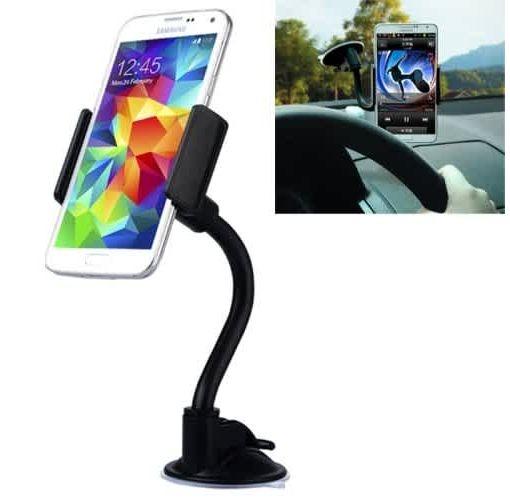Onitshamarket - Buy Baseus Curve Car Mount - Black Phone Accessories