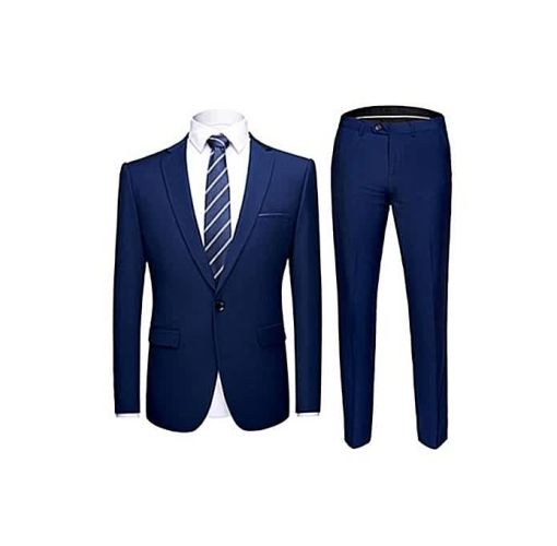 Onitshamarket - Buy DinoMan Men's Suit - Blue