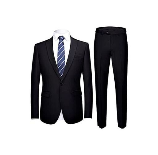 Onitshamarket - Buy Fashion Men's Suit - Black
