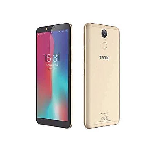 Onitshamarket - Buy Tecno Pouvoir 2 (LA7) 6.0'' HD (3GB, 16GB ROM) Dual SIM 4G - Gold