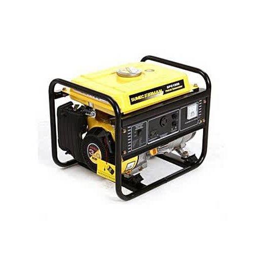Onitshamarket - Buy Sumec Fireman Generator SPG1800-1.1KVA Yellow Tank Manual Generators & Accessories