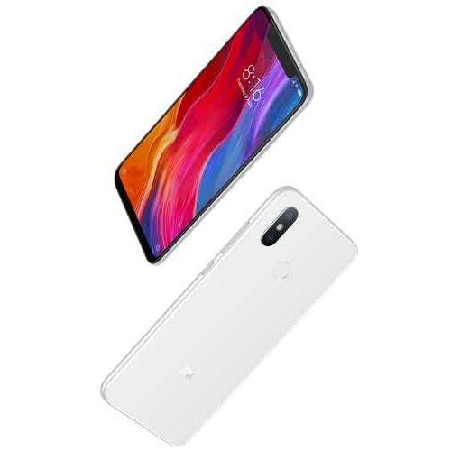 Onitshamarket - Buy Xiaomi Mi 8 6.21 inch 4G Phablet Global Version - White 6+128GB