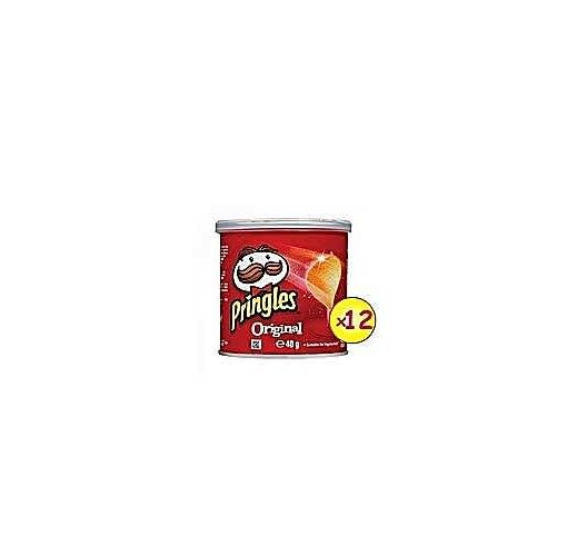 Onitshamarket - Buy Pringles Potato Chips - Regular 40g X 12pcs (1 Carton)
