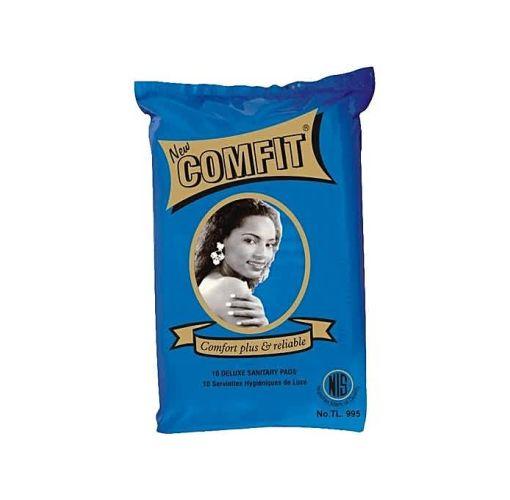 Onitshamarket - Buy Comfit Sanitary Pad - 1 Pack (10 Pads)