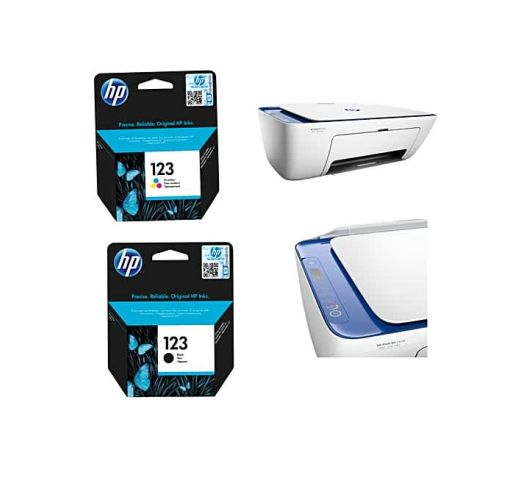 Onitshamarket - Buy HP DeskJet 2630 All-in-One Printer (V1N03C) Supplies 123 Black Ink Cartridge (F6V17AE).
