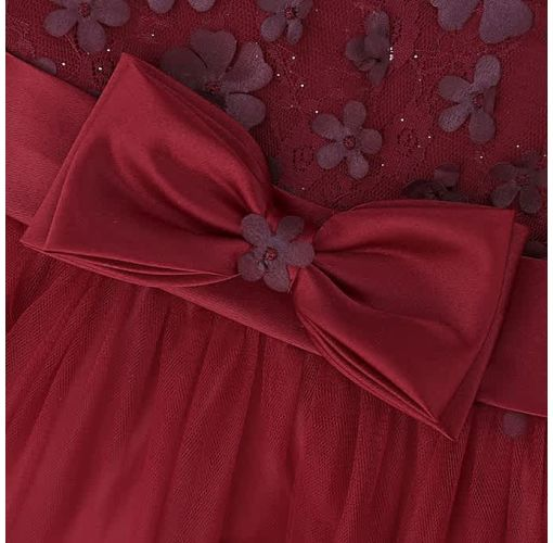 Onitshamarket - Buy Holife Children Dress Lace Dress Girls Bow Dress Skirt Girls Wears / Gifts / Accessories