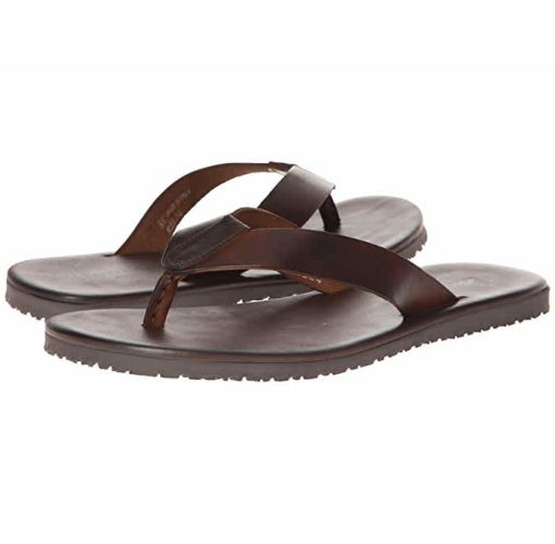 Onitshamarket - Buy Massimo Matteo Leather Thong Slippers and Sandals