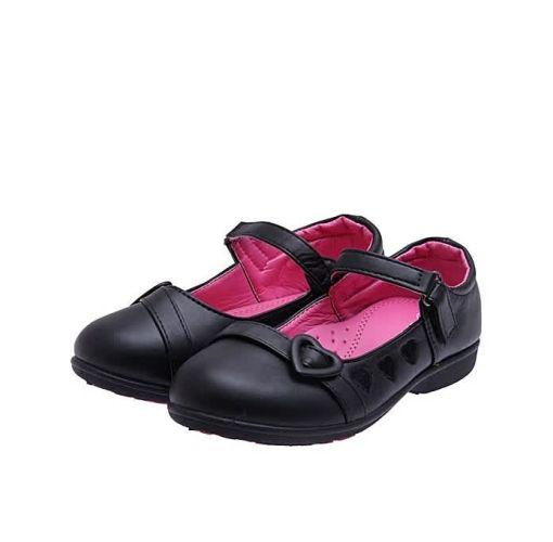 Onitshamarket - Buy Aolong Girls Dress Shoe- Black