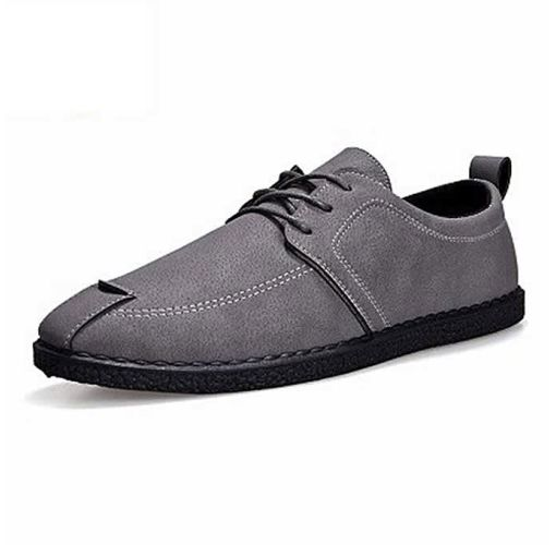 Onitshamarket - Buy Men's Shoe-----Bespoke Top-Notch Men's Casual Shoe---GREY Shoe Accessories