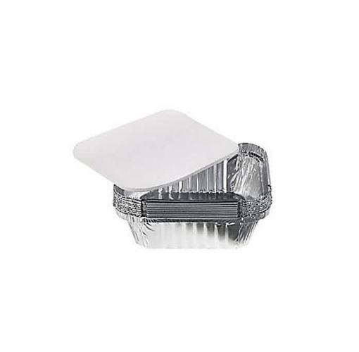 Onitshamarket - Buy 20 Medium Disposable Foil Containers With Lids Disposables