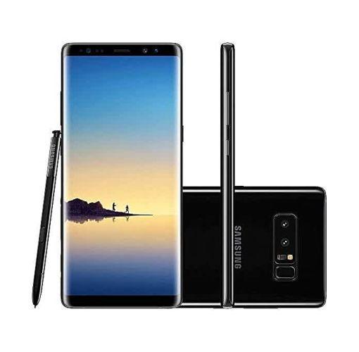 Onitshamarket - Buy Samsung Galaxy Note 8 6.3-Inch QHD (6GB,64GB ROM), (12MP + 12MP) + 8MP 4G LTE Smartphone - Midnight Black