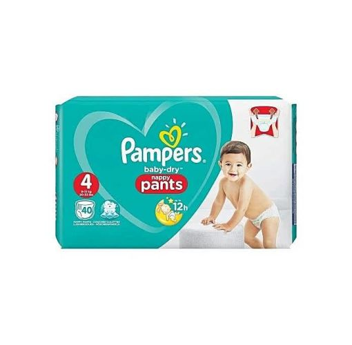 Onitshamarket - Buy Pampers Baby Dry -Pants, Size 4 (40 Count)