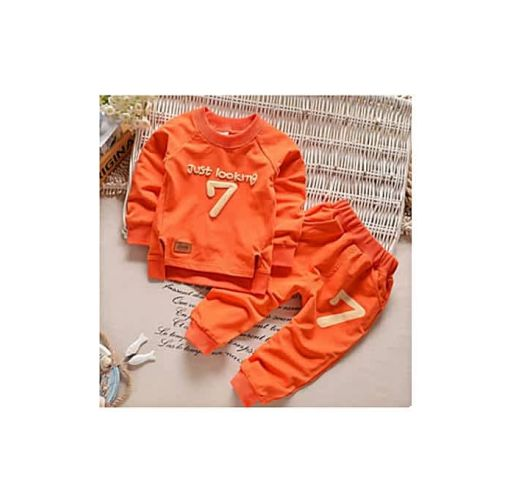 Onitshamarket - Buy Aile Rabbit Boys Fashionable Long Sleeve Top And Trouser