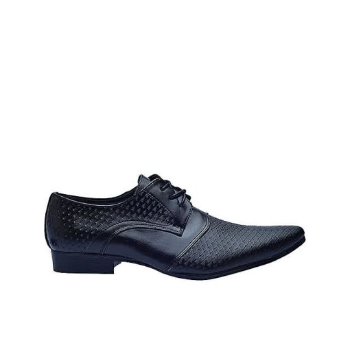 Onitshamarket - Buy Formal fish leather shoes black Casual Shoes