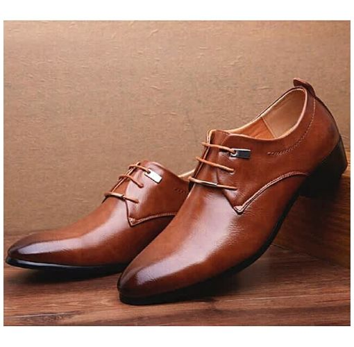 Onitshamarket - Buy MENS FORMAL OXFORD SHOE Formal Shoes
