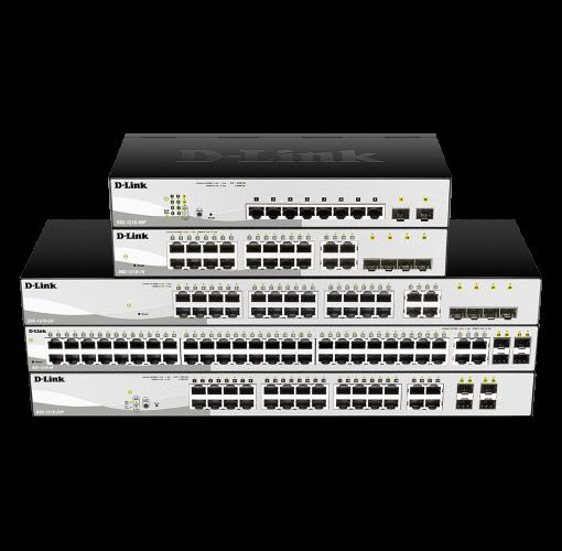 Onitshamarket - Buy DGS-1100 Series Smart Managed 16-Port Gigabit Switch Networking Accessories