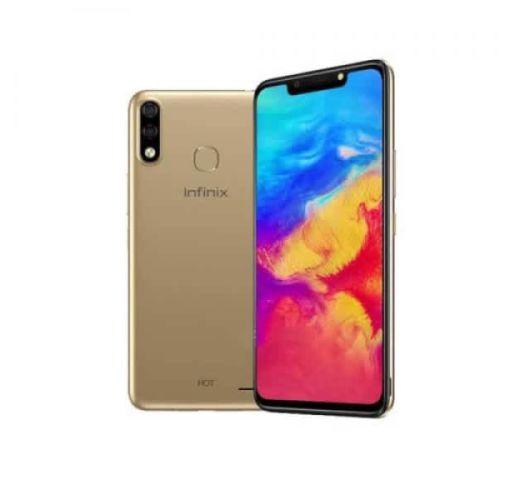 "Onitshamarket - Buy Infinix Hot 7 X624B H8026 6.2"", 3G, Dual SIM, Fingerprint, 13MP + 8MP + Face Unlock, (32GB Internal Storage + 2GB RAM - Cosmic Purple Smartphones"