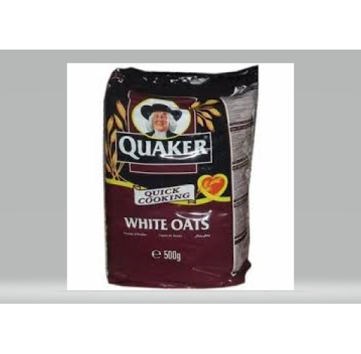 Onitshamarket - Buy QUAKER OATS Quick Cooking White Oats Refill Pack - 500g X 2
