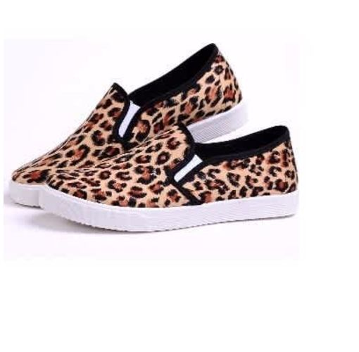 Onitshamarket - Buy Leopard Print Sneakers for Women