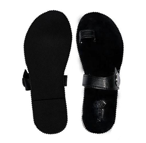 Onitshamarket - Buy Fashion Royal Ziggies Toe Holder - Black