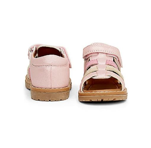 Onitshamarket - Buy Pink Glitter Open Toe Sandals Shoes