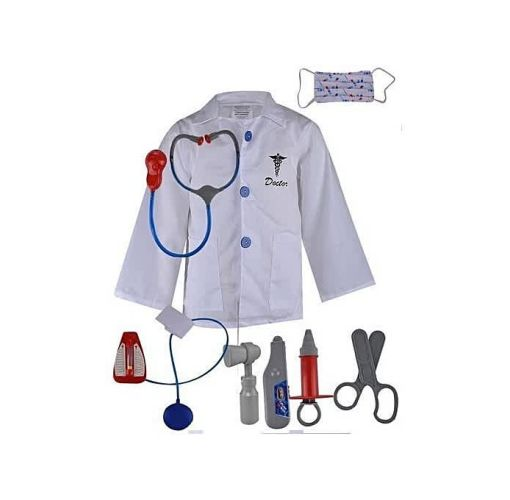 Onitshamarket - Buy Doctor Costume Dress Up Kit For Kids Back to School