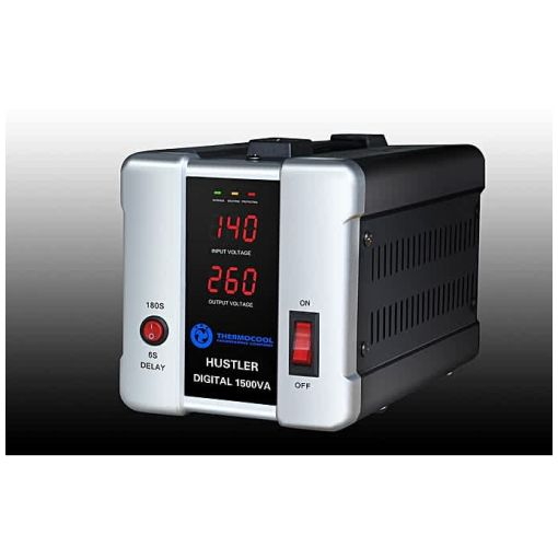 Onitshamarket - Buy Haier Thermocool TEC Stabilizer Digital 1500VA