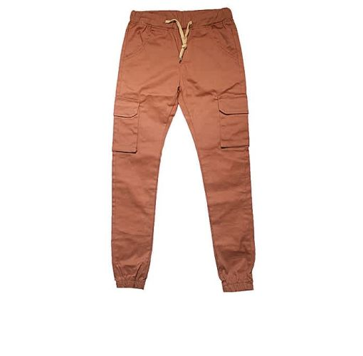 Onitshamarket - Buy Unisex Combat And Carrot Style Trousers -Brown Jerseys