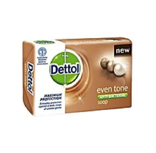 Onitshamarket - Buy Dettol Even Tone Bathing Soap - 110g (Pack Of 6)
