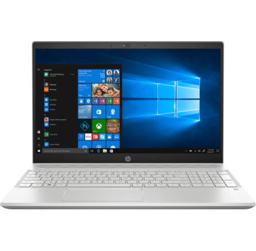Onitshamarket - Buy HP Pavilion 15 8th Gen Intel Core I5 (1TB HDD 8GB RAM) Backlit Keyboard, Touch Screen, Up To 3.1GHz -Win- 10 - Silver Hp Laptops