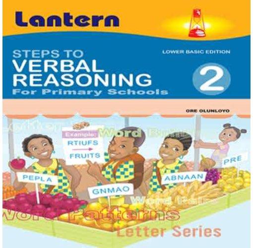 Onitshamarket - Buy Steps to Verbal Reasoning for Primary Schools 2 by Ore Olunloyo