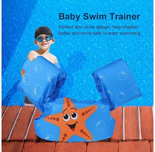 Onitshamarket - Buy Baby Inflatable Swimming Ring Circle Tube Children Arm Floating Sleeves Swim Trainer Remote Controlled Toys