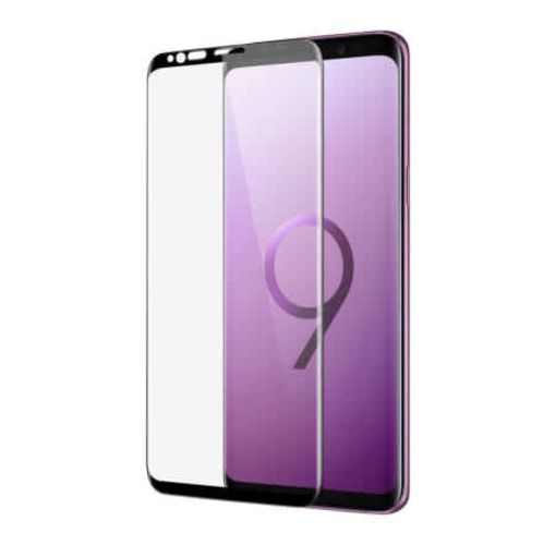 Onitshamarket - Buy Samsung Galaxy S9 Plus(S9+) Purple With Tempered Glass Smartphones