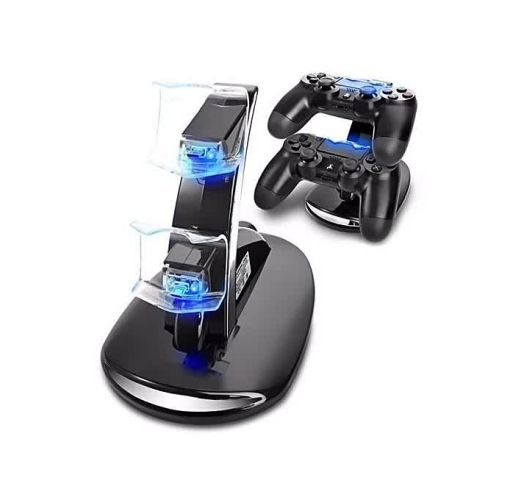 Onitshamarket - Buy OTVO PS4 Accessories PS4 Charger Play Station 4 Dual Micro USB Charging Station Stand BDZ Accessories