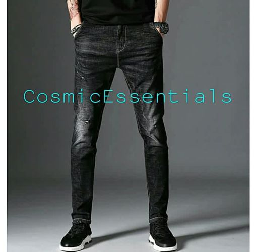 Onitshamarket - Buy Smart STOCK Jeans For Men - Mixed Black - Fashion