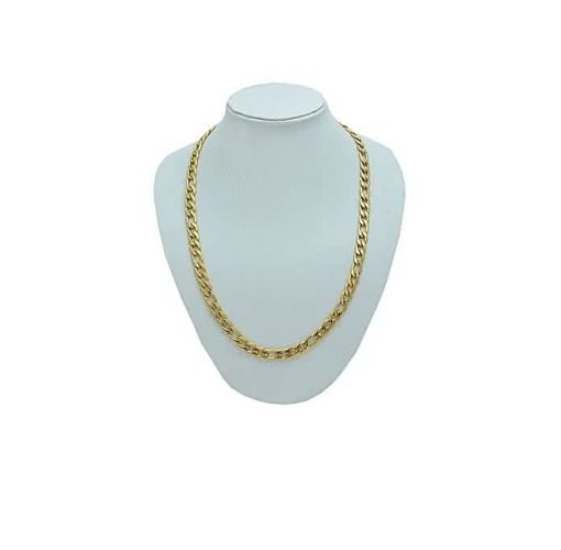 Onitshamarket - Buy Cuban Links, Smooth Gold Plated Chain Jewelry>Gold Men's Jewelry