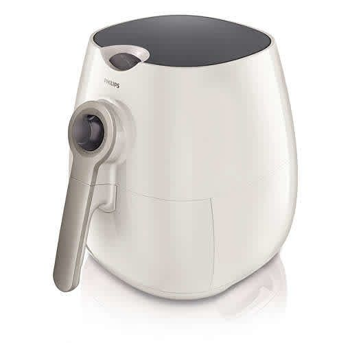 Onitshamarket - Buy Philips Viva Collection Air Fryer HD9225/51 Low fat fryer Multicooker White/silver, 800 g + Baking acc. with Rapid Air Technology Cookware