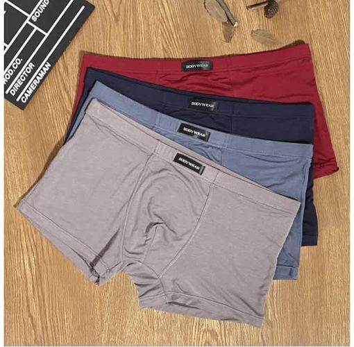 Onitshamarket - Buy Ensence 4 Pack Modal Mens Underwear Boxers Boxershorts Men Boxer Clothing